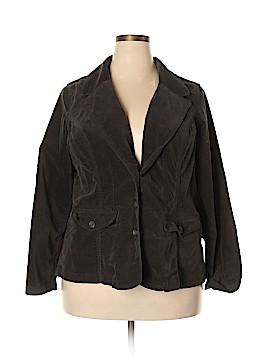 SONOMA life + style Blazer Size 1X (Plus)