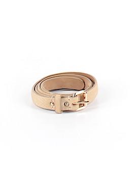 Ann Taylor Leather Belt Size S