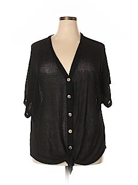 Jolie Short Sleeve Top Size 2X (Plus)