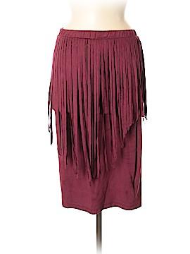 Vibrant M.I.U Formal Skirt Size M