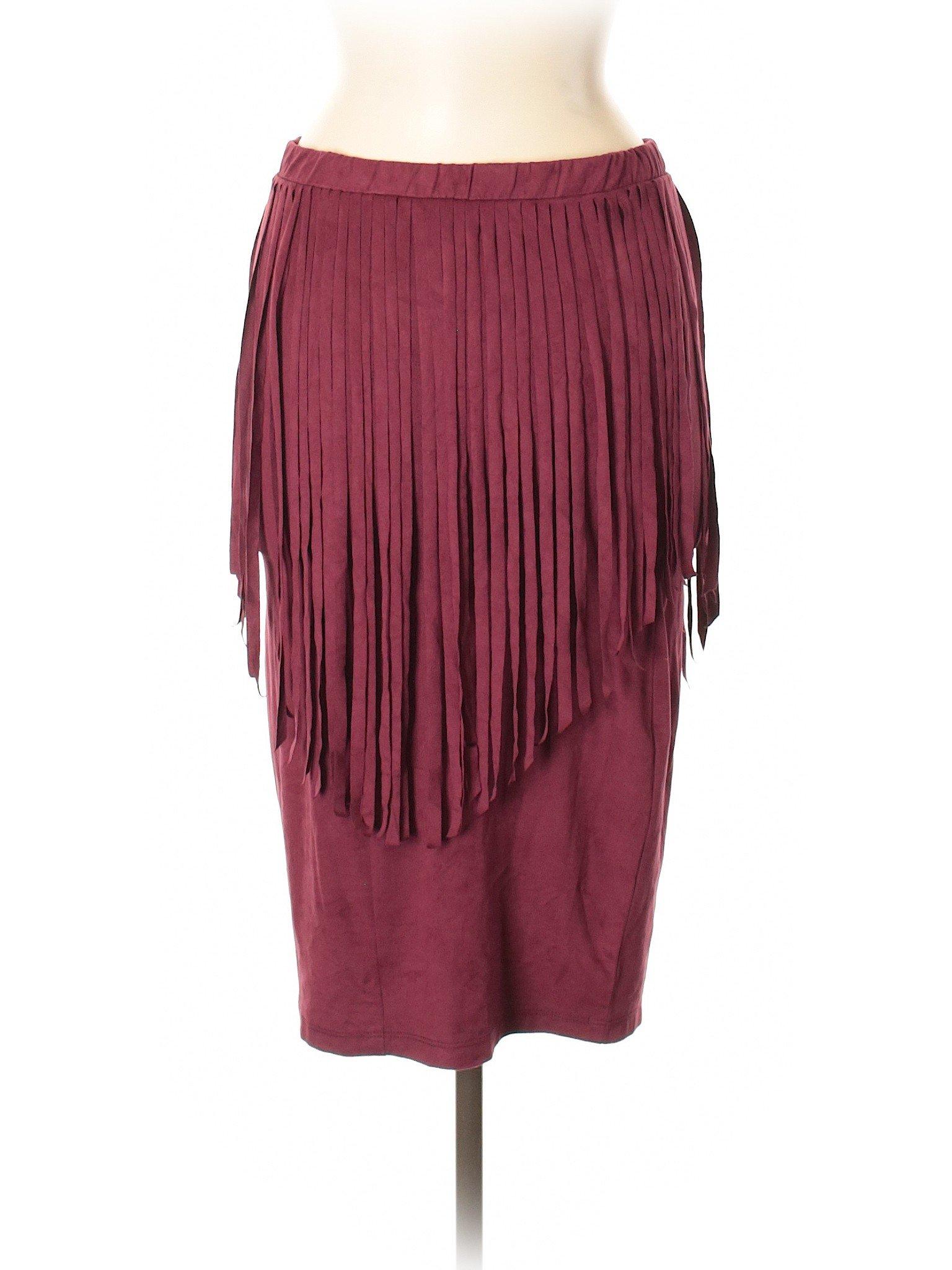 Boutique U leisure Formal Skirt M I Vibrant r6rnPFg
