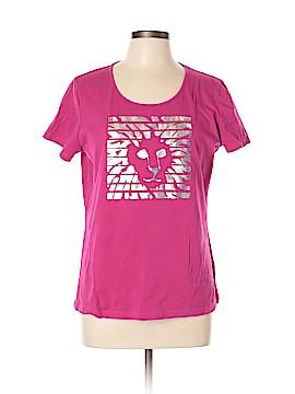 Anne Klein Sport Short Sleeve T-Shirt Size XL