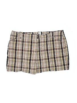 SONOMA life + style Khaki Shorts Size 22w (Plus)
