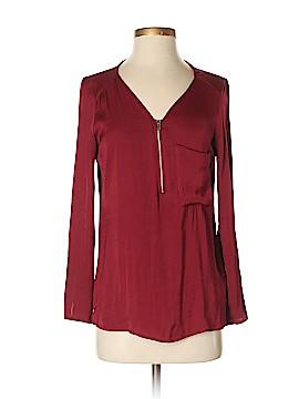 Bershka Long Sleeve Blouse Size S