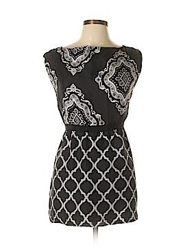 White House Black Market Sleeveless Silk Top Size XL