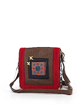 Nila Anthony Leather Crossbody Bag One Size
