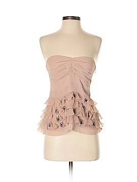 YA-YA Sleeveless Silk Top Size M