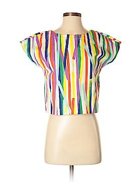 Kate Spade New York Short Sleeve Blouse Size S