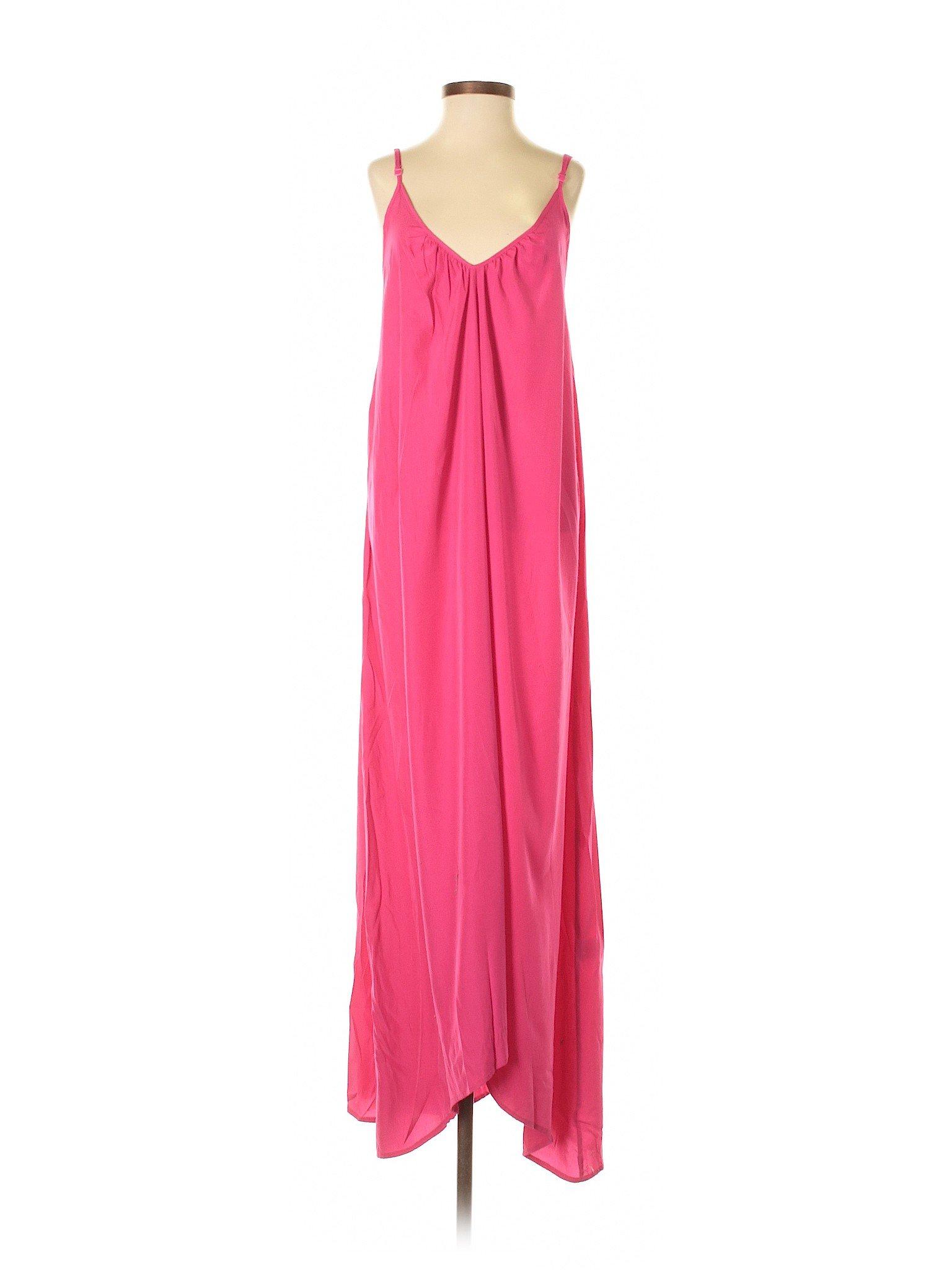 Boutique Casual winter Dress Stitch Pink 8pW8gtrqw