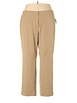 Talbots Outlet Dress Pants Size 22 (Plus)