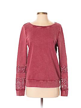 Lucky Lotus Sweatshirt Size S