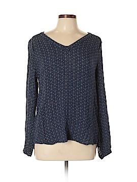 H&M L.O.G.G. Long Sleeve Blouse Size 10