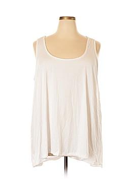 Rue21 Sleeveless T-Shirt Size 3X (Plus)