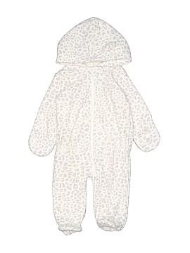 Carter's One Piece Snowsuit Size 6 mo