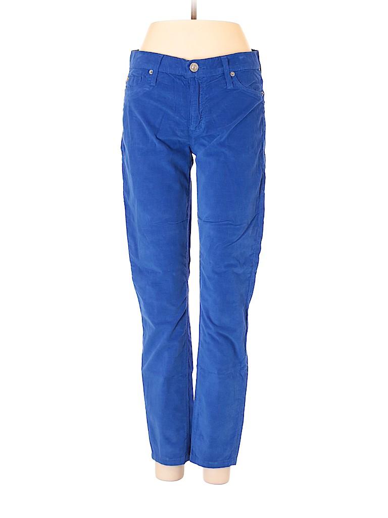 Hudson Jeans Women Cords 28 Waist
