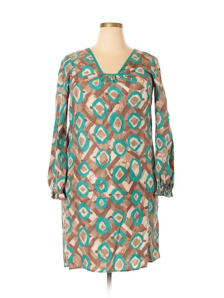 O Oscar De La Renta Women Casual Dress Size 14