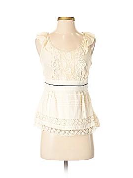 Floreat Sleeveless Top Size 0