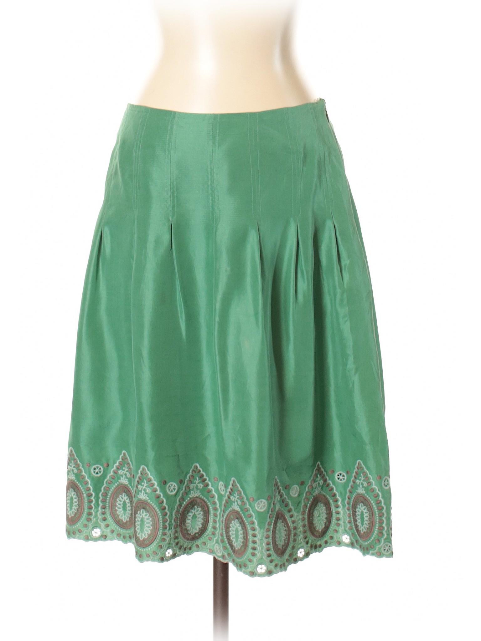 Boutique Boutique Silk Skirt Skirt Silk Boutique Silk Skirt Boutique Silk rw6rvqO