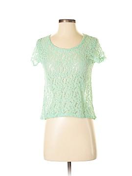 Delia Short Sleeve Blouse Size S
