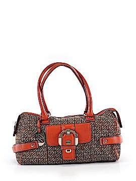 Anne Klein Leather Shoulder Bag One Size