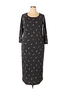 Carole Little Casual Dress Size 1X (Plus)