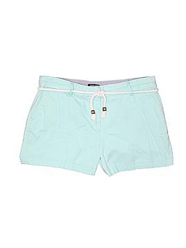 British Khaki Khaki Shorts Size 14
