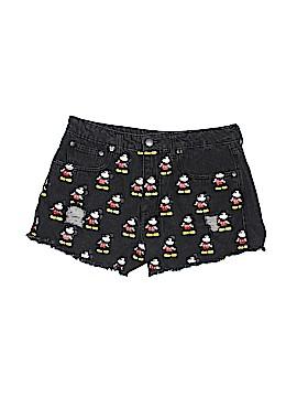 Disney Denim Shorts Size 29
