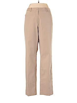 Jones New York Signature Khakis Size 12