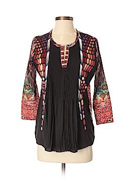 Ranna Gill 3/4 Sleeve Blouse Size XS