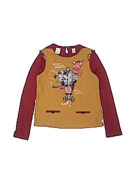 Scotch R'Belle Long Sleeve T-Shirt Size 8