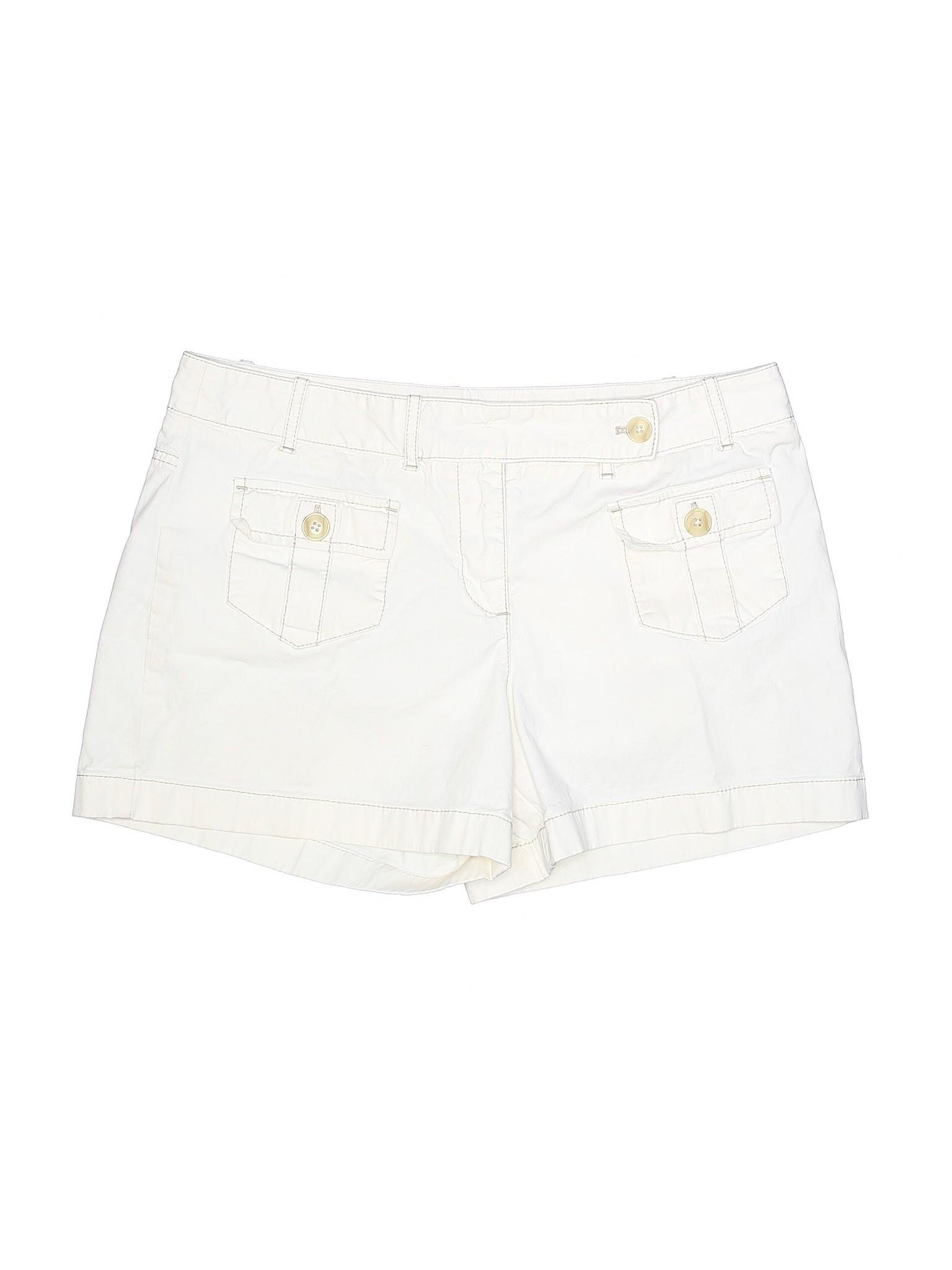 Boutique Khaki Taylor Ann Shorts LOFT qf8q0rxw