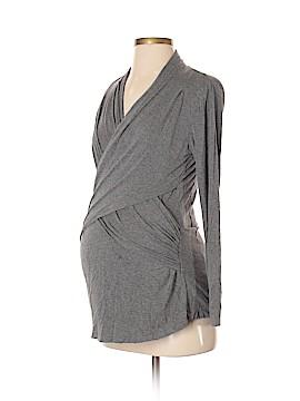 Maternal America Long Sleeve Top Size XS (Maternity)