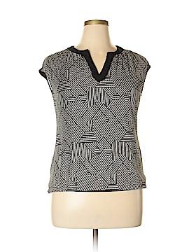 7th Avenue Design Studio New York & Company Short Sleeve Top Size L