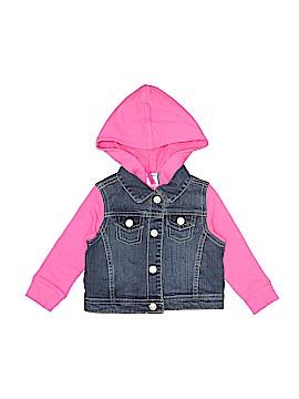 Arizona Jean Company Denim Jacket Size 12 mo