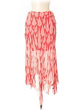 Patrizia Pepe Silk Skirt Size 44 (IT)