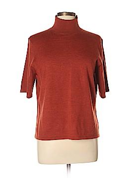 Eddie Bauer Wool Pullover Sweater Size XL