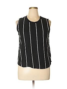 Who What Wear Sleeveless T-Shirt Size XL