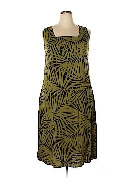 Sag Harbor Casual Dress Size 1X (Plus)