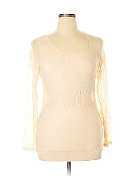 Lady Noiz Long Sleeve Blouse Size L