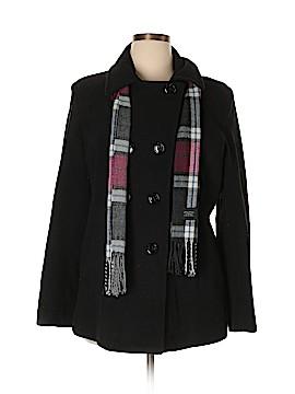 Croft & Barrow Wool Coat Size XL