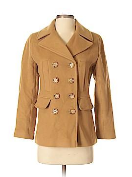 Chadwicks Wool Coat Size 2 (Petite)