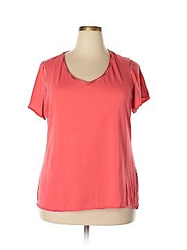 Calvin Klein Short Sleeve T-Shirt Size 3X (Plus)