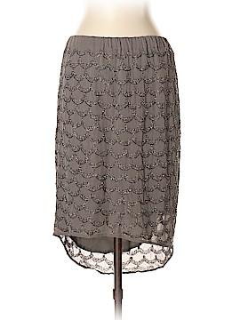 Joie Silk Skirt Size S