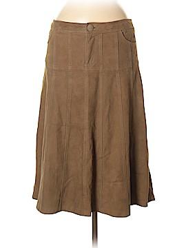 Catherine Malandrino Leather Skirt Size 6