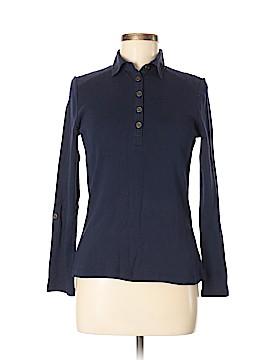 Lauren Jeans Co. Long Sleeve Polo Size M