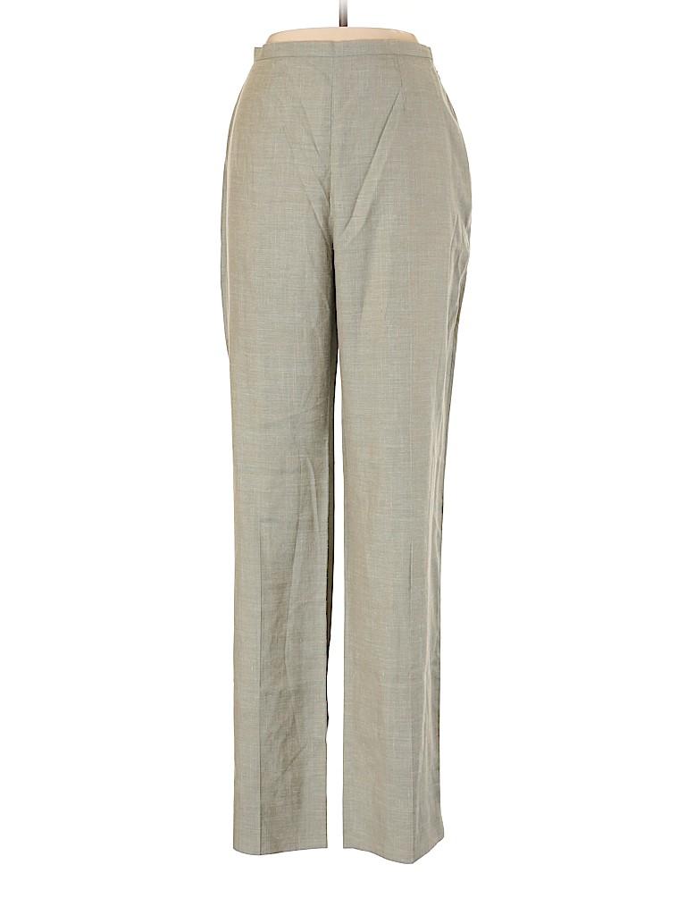 Escada Women Silk Pants Size 44 (EU)