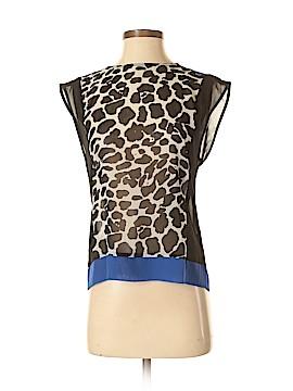 RobbI & Nikki Short Sleeve Blouse Size XS