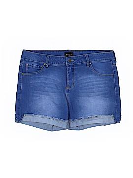 Celebrity Pink Denim Shorts Size 15