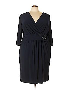 Alex Evenings Casual Dress Size 22 (Plus)