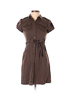 Sandra Darren Casual Dress Size 4 (Petite)